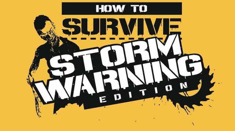 How to Survive: Storm Warning Edition - itt a PS4-es launch trailer bevezetőkép