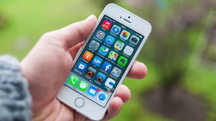 Még a régebbi iPhone-ok is kaptak most egy fontos frissítést kép
