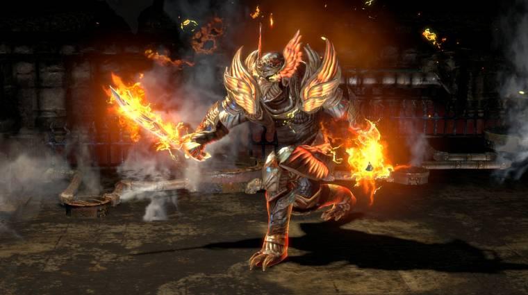 Path of Exile - jövő februárra csúszott a PS4-es verzió bevezetőkép