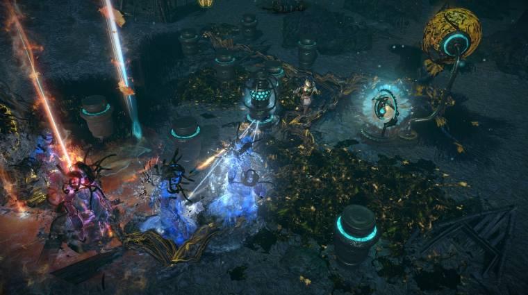 Path of Exile - a Blight kiegészítő egy tower defense-szerű élményt hoz majd bevezetőkép
