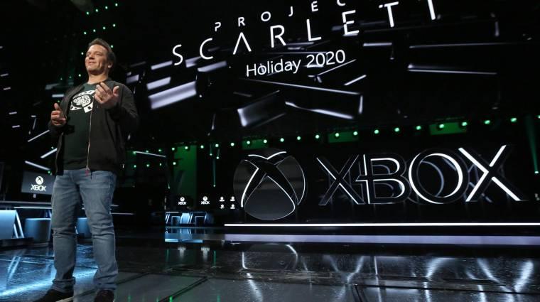 E3 2019 - még Phil Spencernek is hiányzott a Sony bevezetőkép