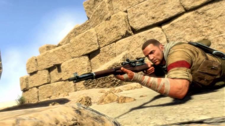 Sniper Elite 3 - dzsungelbe és tengerpartra visz az új ingyenes pálya bevezetőkép