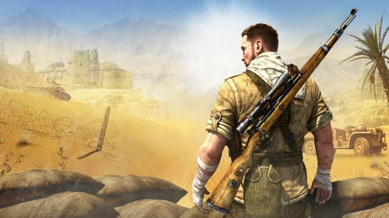 Sniper Elite 4 - készül az új rész? bevezetőkép