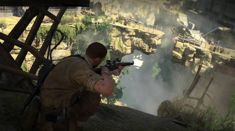 Sniper Elite 3 Ultimate Edition - ősszel már Switchen is lövöldözhetünk nácikra bevezetőkép