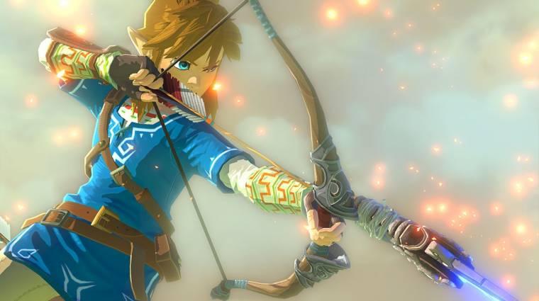 The Legend of Zelda Wii U megjelenés - csúszunk, idén már biztos nem jön bevezetőkép
