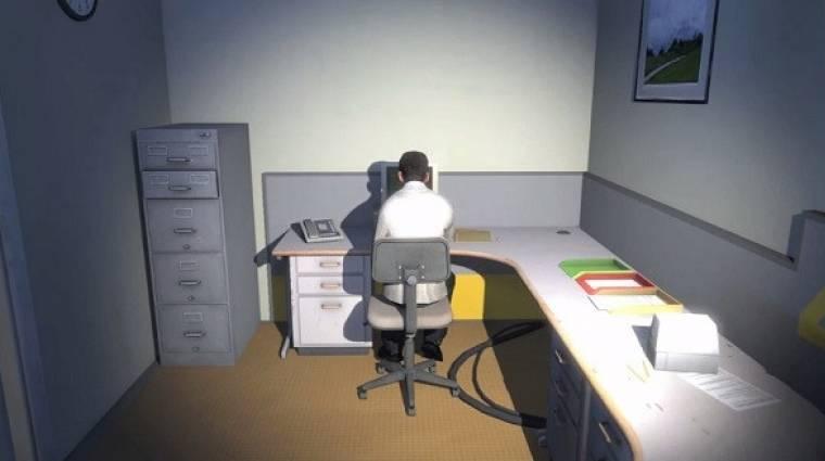 The Stanley Parable - Steamen a Half-Life 2 mod (videó)  bevezetőkép