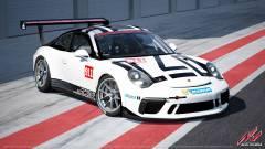 Assetto Corsa - Porsche kocsikkal jött az új patch kép