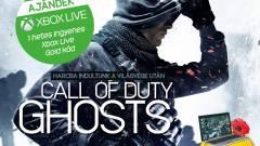 Előfizetői akció, Homefront és Xbox Live Gold a 2013/11-es GameStarban kép