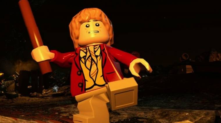 Ingyen a tiéd lehet a LEGO The Hobbit, ha elég gyors vagy bevezetőkép