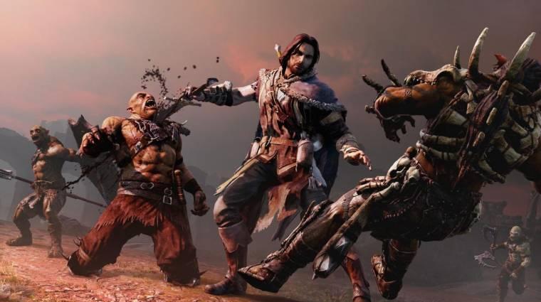 Middle-earth: Shadow of Mordor - nyolc perc gameplay és új infók bevezetőkép