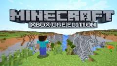 Minecraft Xbox One megjelenés - jön a dobozos kép