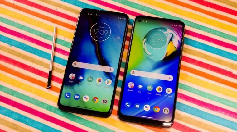 Két új Moto G mobil is érkezik április közepén kép