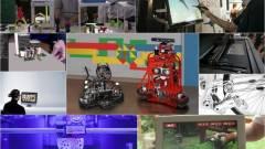 Robotépítés a DesignTerminálban kép