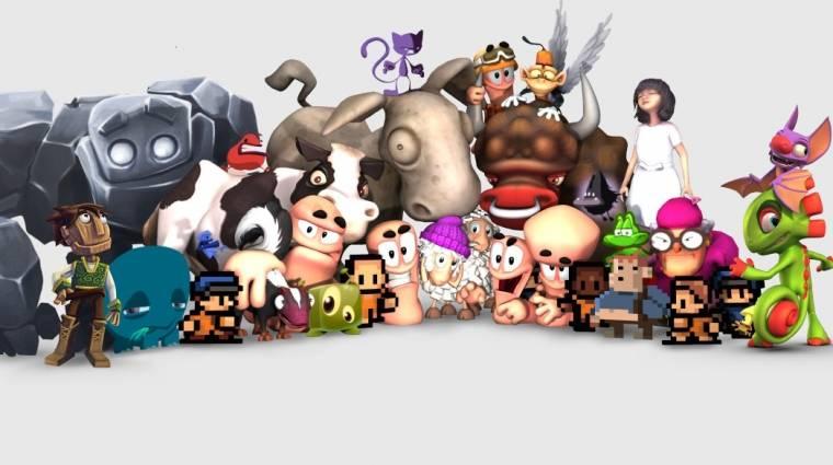 E3 2019 - két új játékot jelent be a Worms stúdiója bevezetőkép