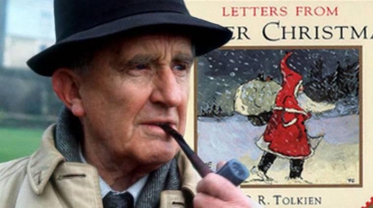 Tolkien a Télapó nevében írt levelet gyermekeinek kép