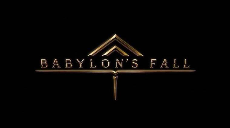 E3 2018 - Babylon's Fall lesz a Nier: Automata fejlesztőinek új játékának címe bevezetőkép