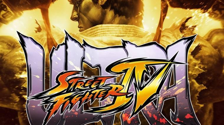 Új móddal bővül az Ultra Street Fighter IV bevezetőkép