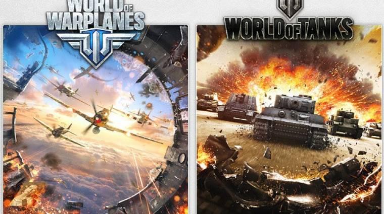 Wargaming.net - így nyerhetsz tankvezetést vagy repülést a GameStarral! bevezetőkép