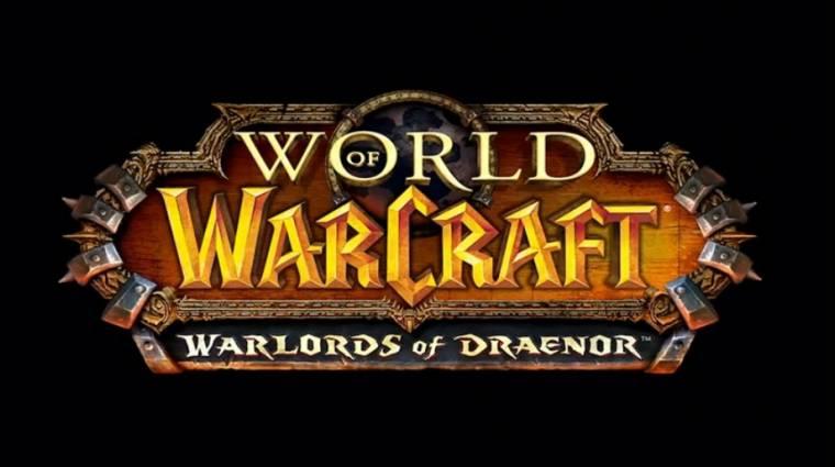 BlizzCon 2013 - hivatalos a World of Warcraft: Warlords of Draenor bevezetőkép