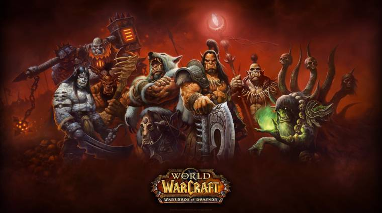 World of Warcraft: Warlords of Draenor - Welcome to the Jungle! bevezetőkép