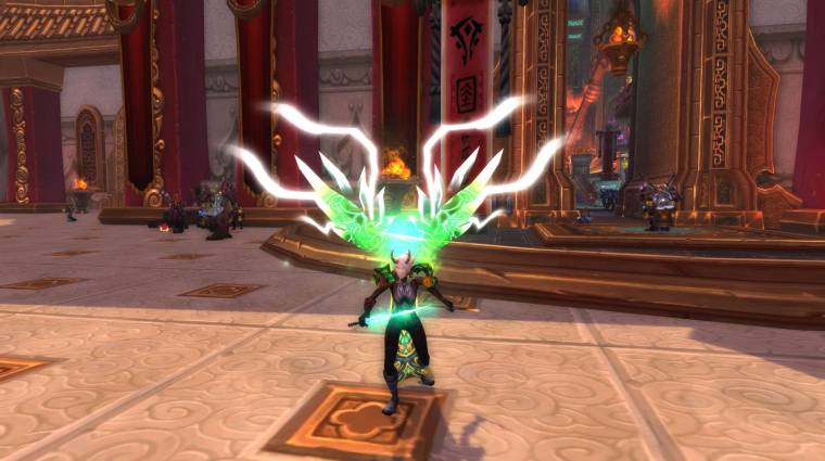 World of Warcraft: Warlords of Draenor - gyorsan meglett a 100-as szint bevezetőkép