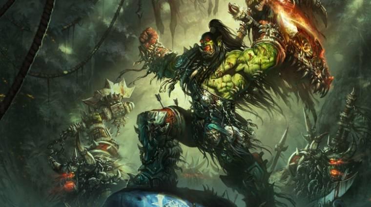 WoW: Warlords of Draenor - ingyen játékidőt ad a Blizzard bevezetőkép
