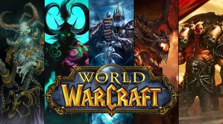 Gamescom 2015 - új World of Warcraft kiegészítőt leplez le a Blizzard bevezetőkép