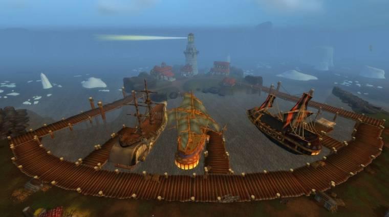 World of Warcraft: Warlords of Draenor - hajóépítés és új nehézségi szint jön bevezetőkép