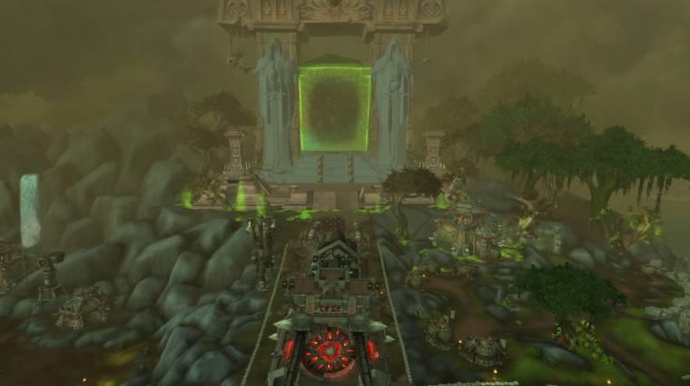 World of Warcraft: Warlords of Draenor - vissza a Dark Portalhoz bevezetőkép
