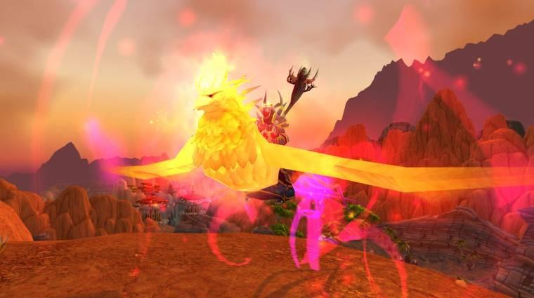 World of Warcraft: Warlords of Draenor - a héten már mehet a repülés bevezetőkép