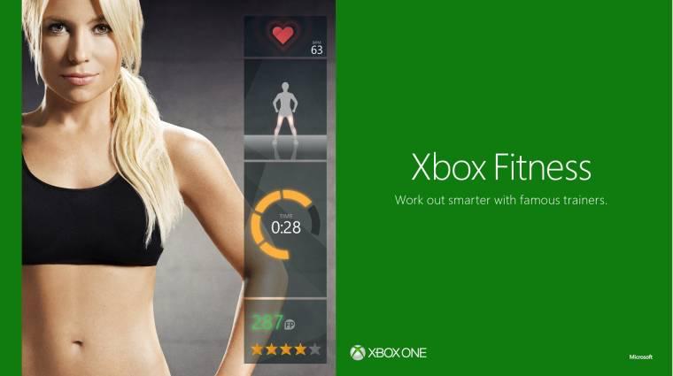 Xbox Fitness - nincs több torna a tévé előtt bevezetőkép