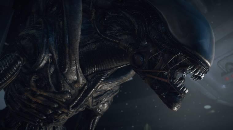 Alien: Isolation bejelentés - trailerek, képek, infók bevezetőkép