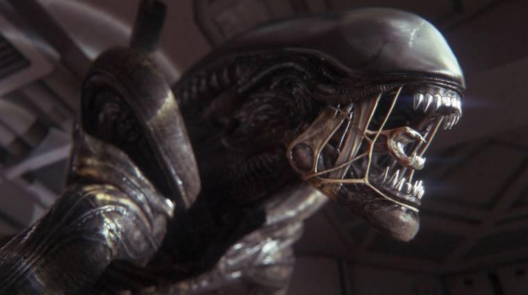 Alien: Isolation - 1080p mindkét új konzolon bevezetőkép