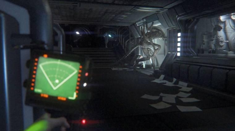 Alien: Isolation - ezektől a hangoktól fogsz félni (videó) bevezetőkép