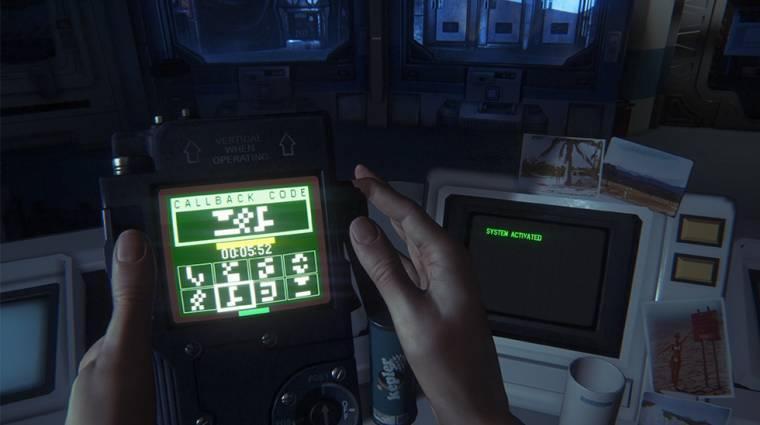 Alien: Isolation - egy halott android és egy új kütyü (képek) bevezetőkép
