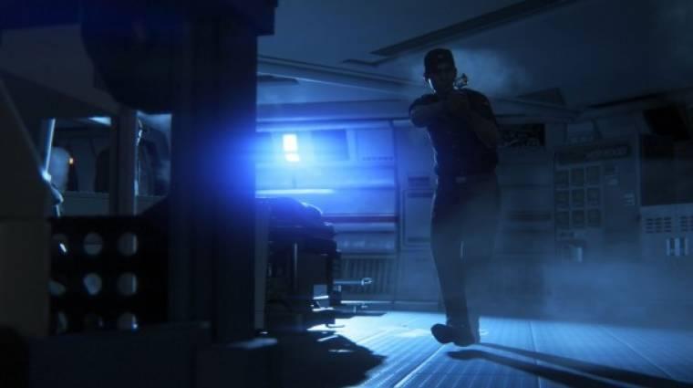 E3 2014 - igazi horror az új Alien Isolation gameplay trailerben bevezetőkép