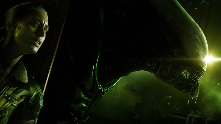 Alien: Isolation - már több mint kétmillióan rettegtek az idegentől bevezetőkép