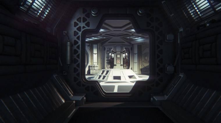 Alien: Isolation - így nézett ki, amikor még TPS-nek szánták bevezetőkép
