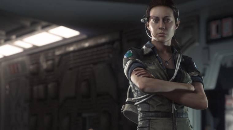 Alien: Isolation - borzongató trailer hangol a switches megjelenésre bevezetőkép