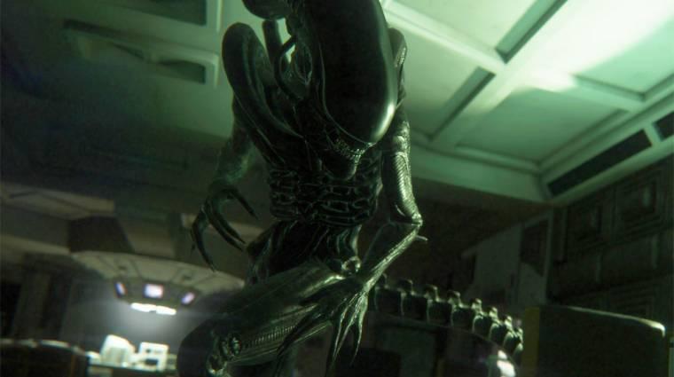 Alien: Isolation - meddig éled túl, ha több xenomorph is vadászik rád? bevezetőkép