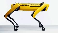 Spot, a Boston Dynamics-féle robotkutya 23 millióért a tiéd lehet kép