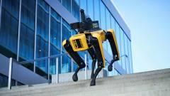 A Hyundai felvásárolta az ijesztő robotokat gyártó Boston Dynamics vállalatot kép