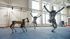 A Boston Dynamics robotjainak táncával pont jó elbúcsúztatni 2020-at kép