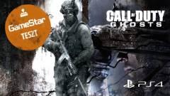 Call of Duty Ghosts PS4 teszt - megjött a HD pack kép