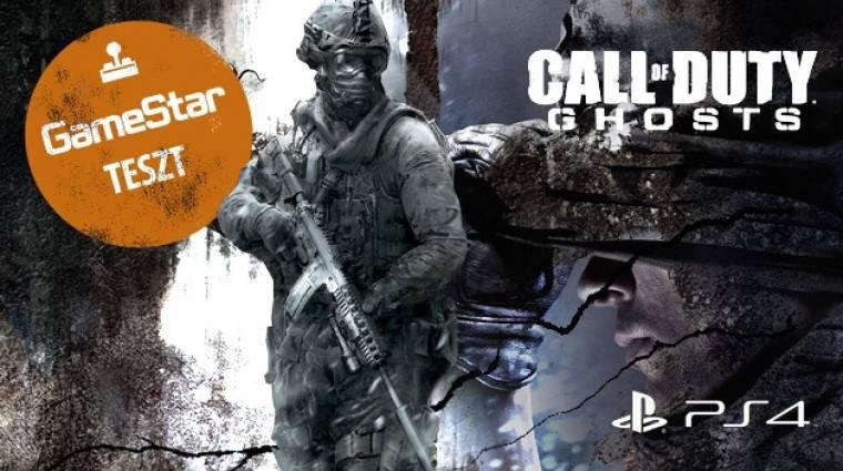 Call of Duty Ghosts PS4 teszt - megjött a HD pack bevezetőkép