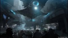 A The Last of Us művésze egy új projekt koncepciós rajzait hozta nyilvánosságra kép