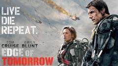 Edge of Tomorrow trailer - Tom Cruise a mában él kép