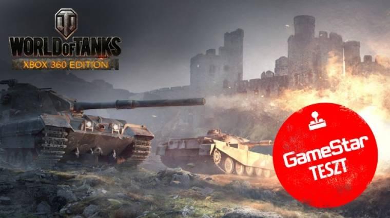 Fuse Xbox 360 Teszt : World of tanks xbox edition teszt konzolra jöttek a