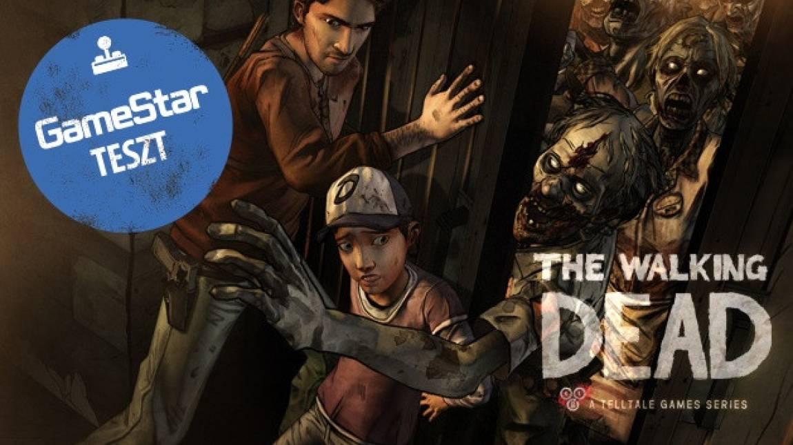 The Walking Dead Season 2: In Harm's Way teszt - ez már nem játék bevezetőkép