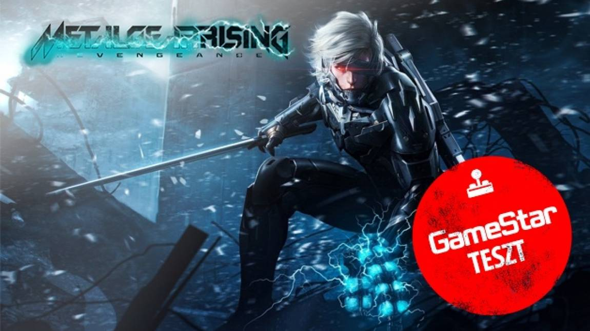 Metal Gear Rising: Revengeance PC teszt - Raiden a PCaiden bevezetőkép